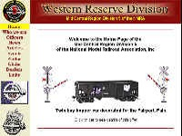Western Reserve Division 5, MCR of NMRA