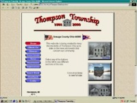 Thompson Township,  Geauga County Ohio.   www.ThompsonOhio.org